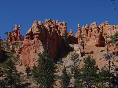 Queens garden and Navajo trails