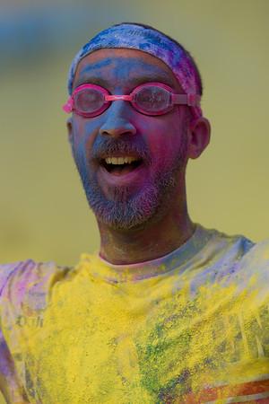 Brighton Color Run 2014