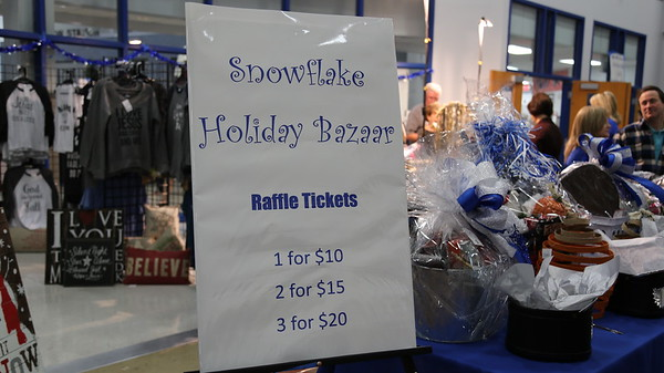 Snowflake Bazaar 11/5-6/2016