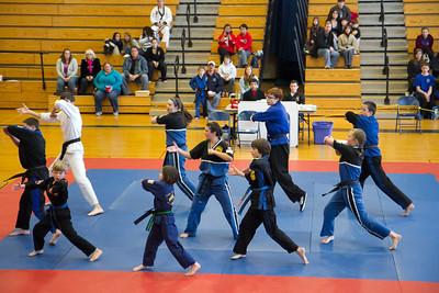 TJ's Triton Karate Tournament