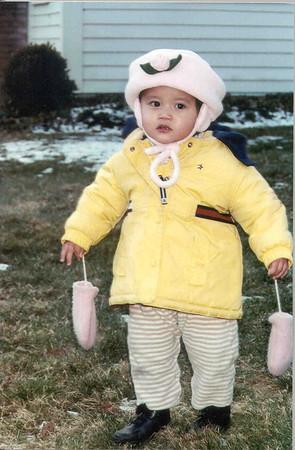 China Trip 2001