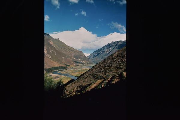 Peru 1985 Trip