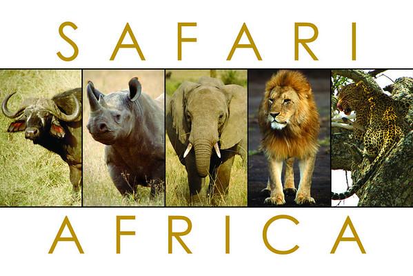 African Safari Prints