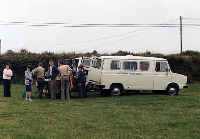 1986-08-23 Summer Camp at Aberdaron