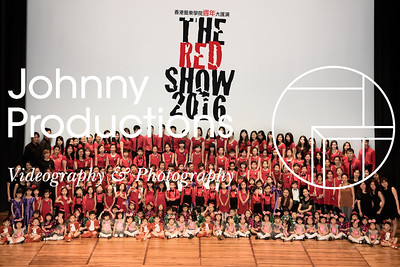Red Show 2016, Afternoon Performance