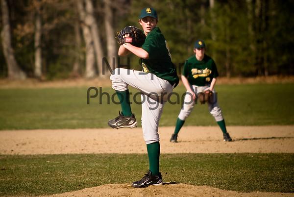 2008 - Brady JV Baseball