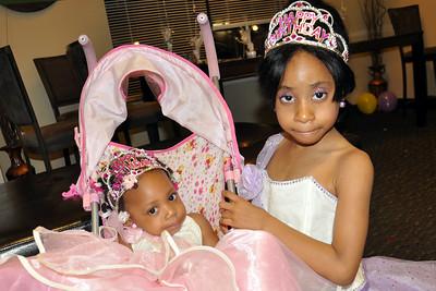 Hallie and Skylar Birthday Celebration Sept. 29, 2012