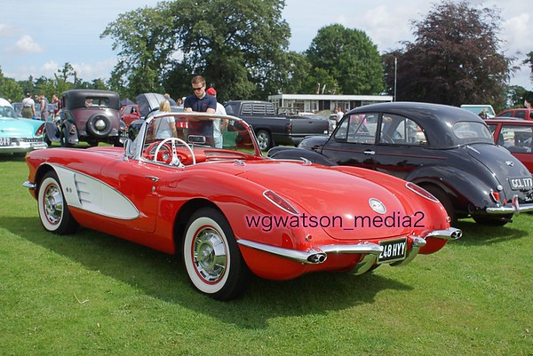 Wymondham Classic Car Show