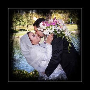 Noora and Hamid Sh. Wedding