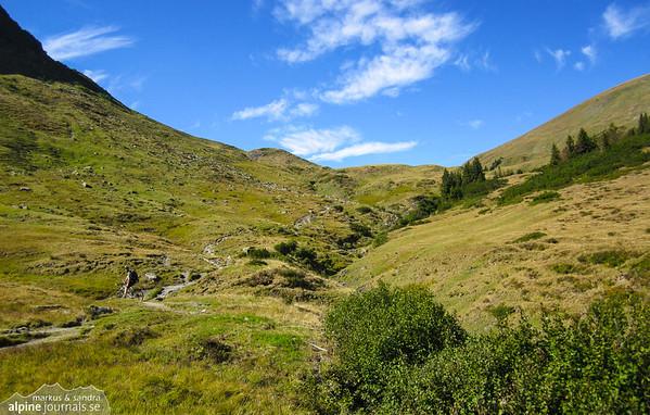 Kleinwalsertal mountainbiking