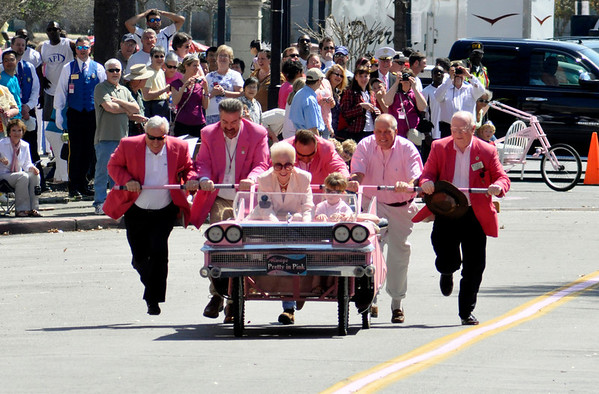 BED RACE 2011