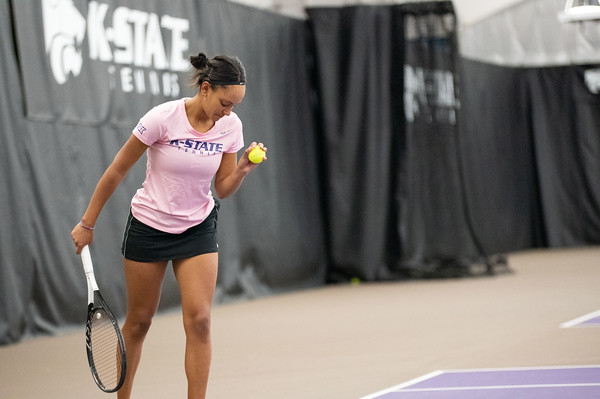 K-State Tennis Vs Washington