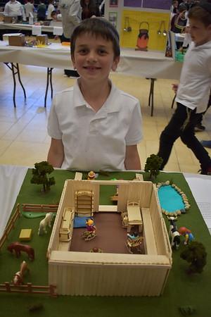 4th Grade Colonial Life Fair