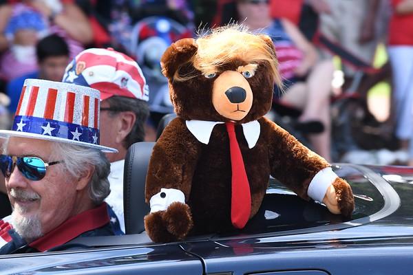 Pinehurst Independence Day Parade
