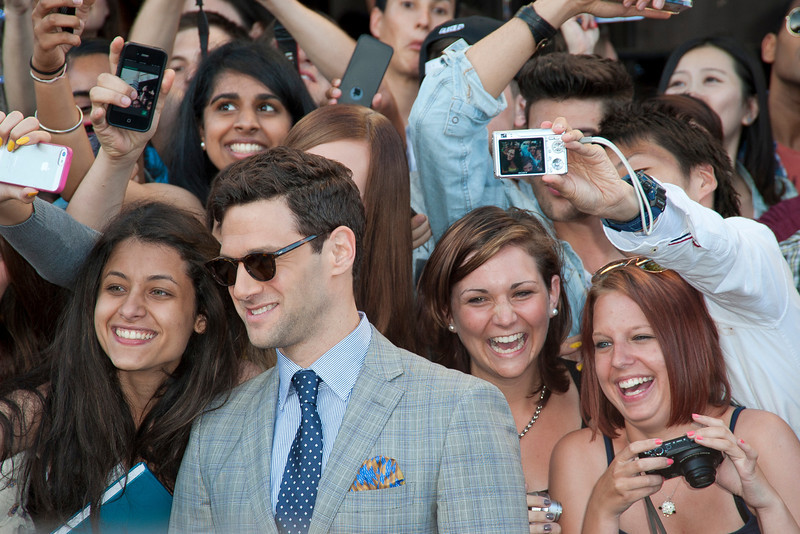 WESTWOOD, CA - MAY 20: Actor Justin Bartha attends the premiere of Warner Bros. Pictures' 'Hangover Part 3' at Westwood Village Theater on Monday, May 20, 2013 in Westwood, California. (Photo by Tom Sorensen/Moovieboy Pictures)