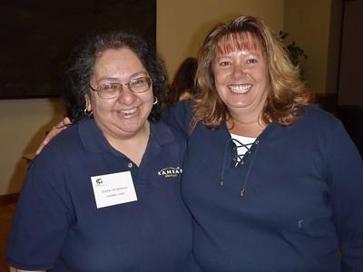 2008-03 Annette & Debbie