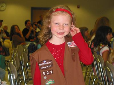 2006 Brownie Meeting
