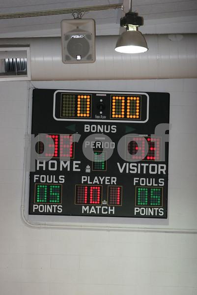 Junior Varsity-Odessa vs Lexington 2-1-07