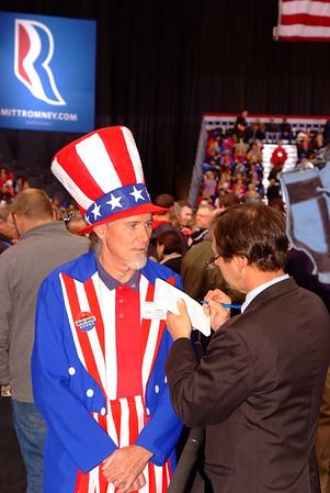 Romney - Cleveland IX