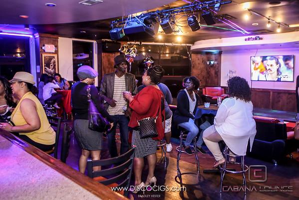 Cabana Lounge Thursdays | 4-21-16