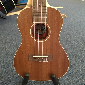 Amahi Concert Ukulele with white binding