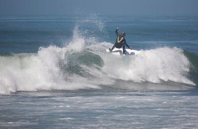 Trestles Surfing