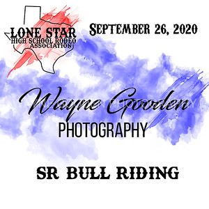 LSHSRA Sr Bull Riding