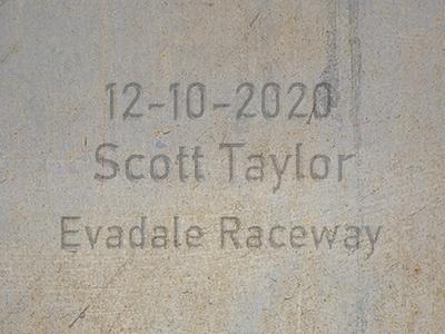 12-10-2020 Evadale Raceway 'Scott Taylor'