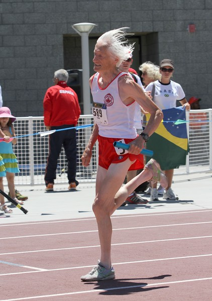 Sacramento - July 17th - Steeple and Relays