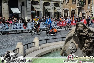 Maratona di Roma 2018