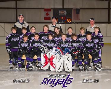 RRoyals Squirt B 01-22-13