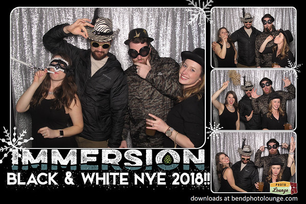Immersion Brewing NYE