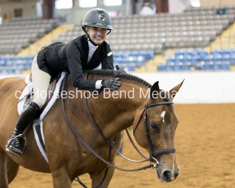 2019 SWVHJA 31st Anniversary Horse Show -- Sunday -- Coliseum & Wiley