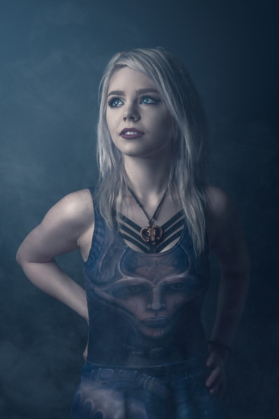 Modern Day Mother of Dragons