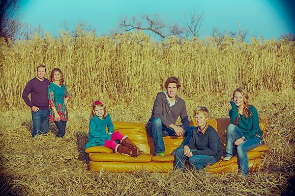 Brekhus Family