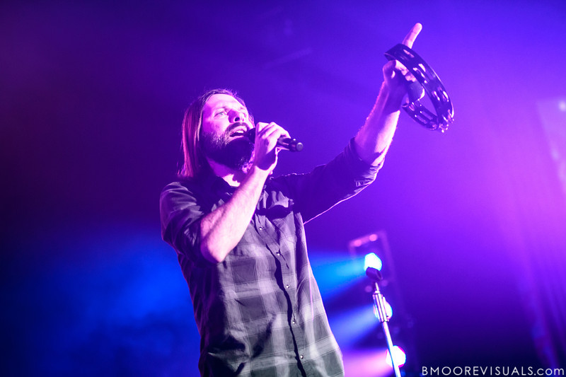 Mac Powell of Third Day performs on May 16, 2013 at Countryside Christian Center in Clearwater, Florida