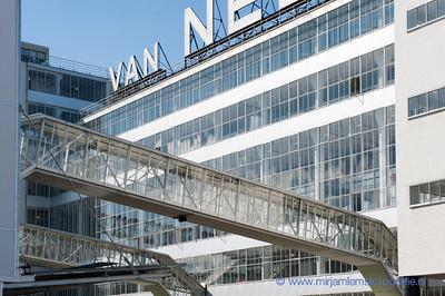 BBC bij Van Nelle ontwerp fabriek