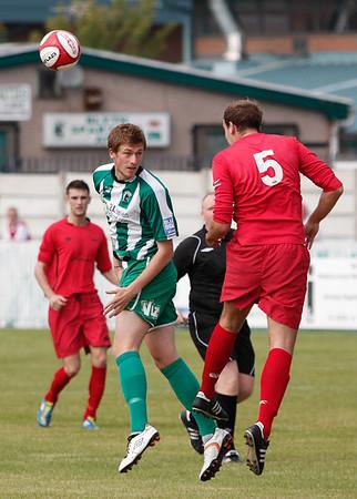 Blyth Spartans v Team Northumbria 04/08/12