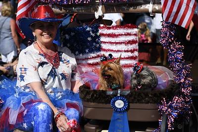 Pinehurst 4th of July Parade