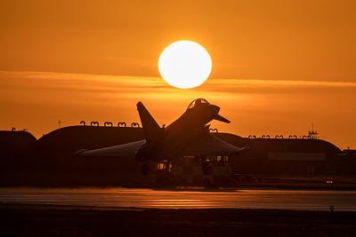 RAF Scampton & RAF Coningsby Visit 15-1-2020