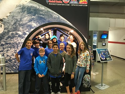 Space Camp 2017