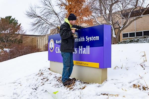 Marshfield Clinic Health System Champions Hall