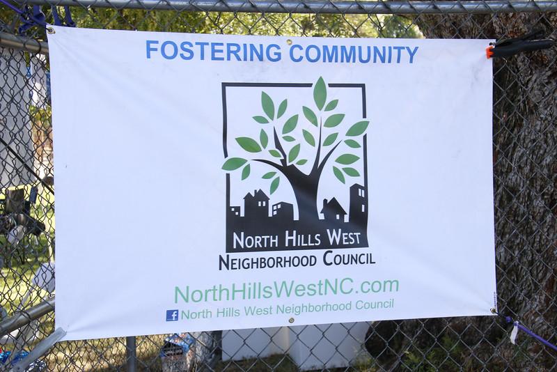 9-6-2014 NORTH HILLS WEST NEIGHBORHOOD COUNCIL - COMMUNITY BBQ