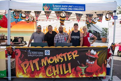 Point Loma - Pit Monster Chili
