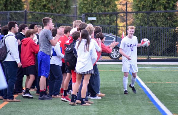 St. John's (DC) vs. Gonzaga (DC) soccer