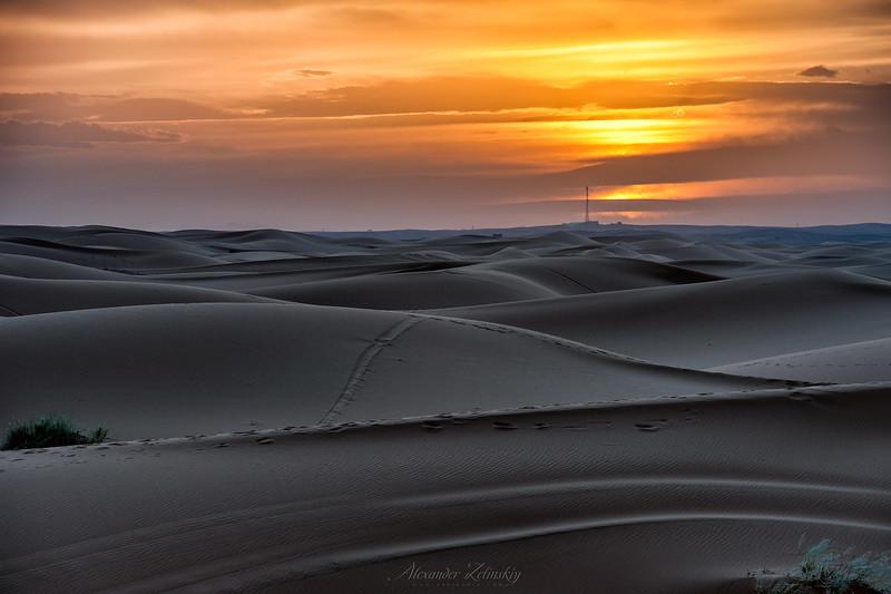 Mersouga Sunset