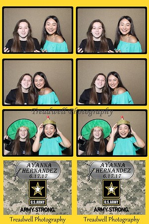 Ayanna Grad - Photo Booth