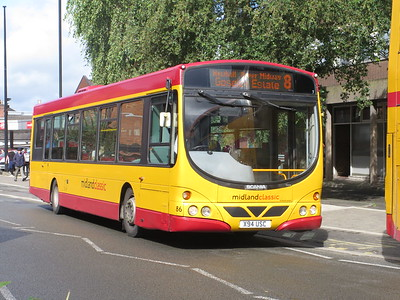 BURTON ON TRENT BUSES SEPT 2019