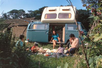 August 1970 - Carolan's European Camping Adventure