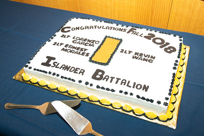 121418 Islander Army ROTC